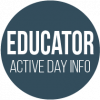 MyRoad Active Day Information for Educators